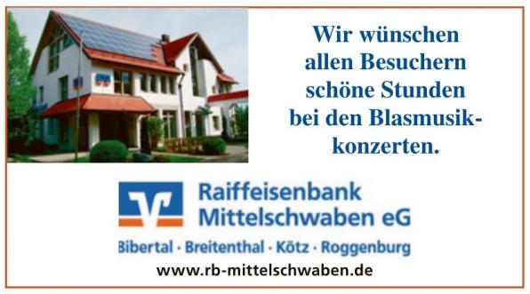 Raiffeisenbank Mittelschwaben eG