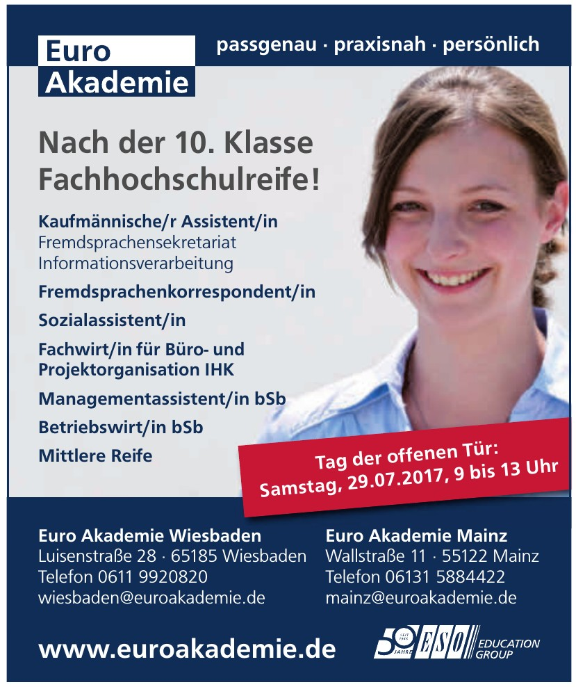 Euro Akademie Wiesbaden