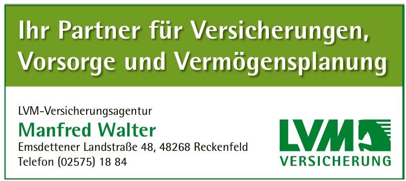 LVM-Versicherungsagentur Manfred Walter