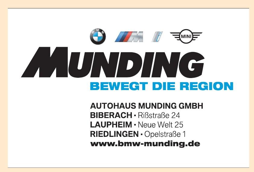 Autohaus Munding  GmbH