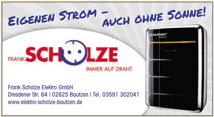 Frank Scholze Elektro GmbH