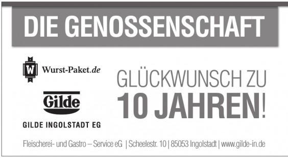 Gilde Fleischerei- und Gastro – Service eG