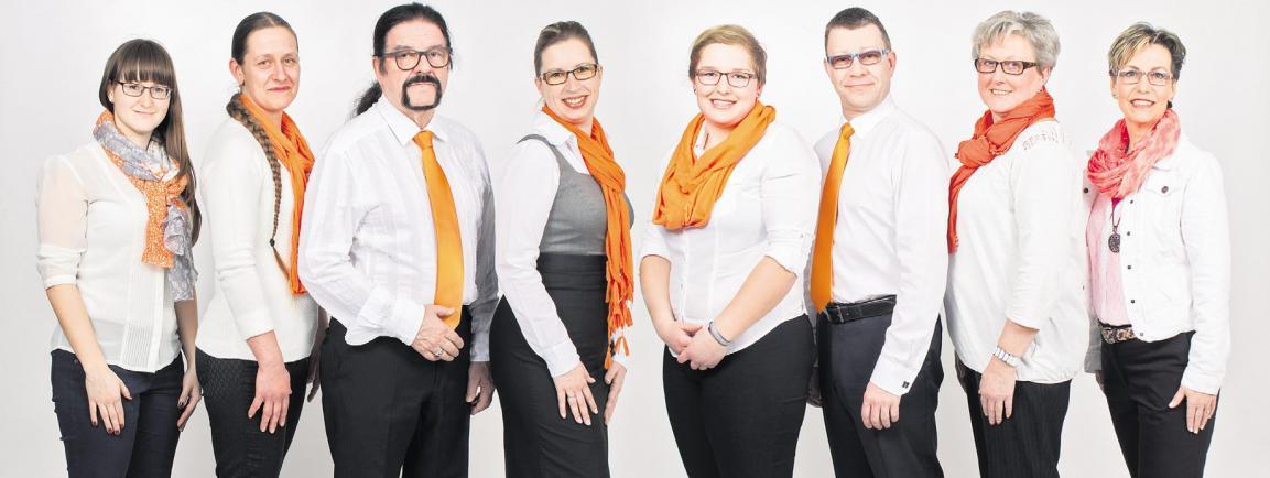 Das Team von Vogler Augenoptik & Hörakustik freut sich, Sie kennenzulernen. Foto: Vogler