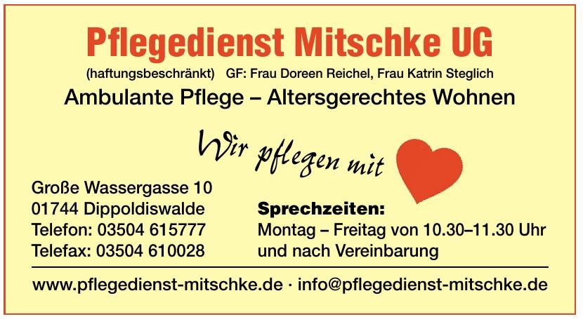 Pflegedienst Mitschke UG