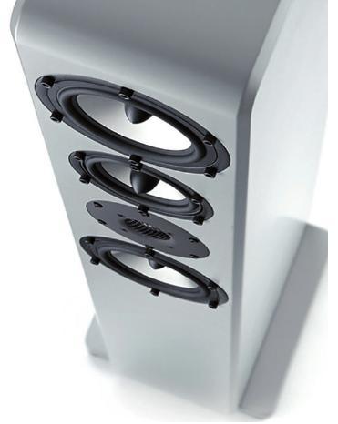 Lautsprecher von Inklang