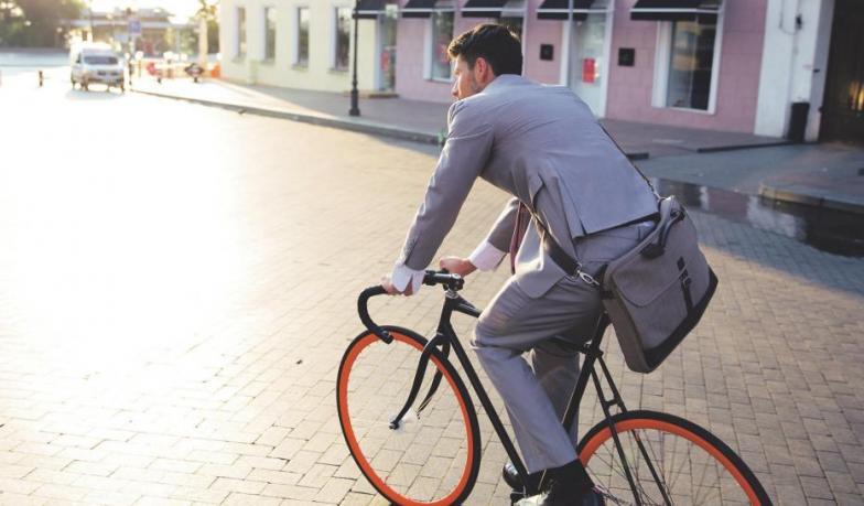 Umweltbewusst und gesund – gerade im Berufsverkehr eine echte Alternative