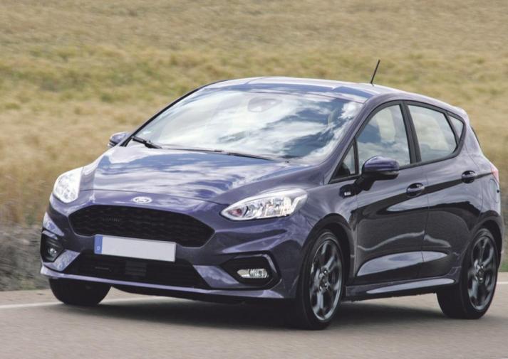 Variantenreichtum beim neuen Ford Fiesta