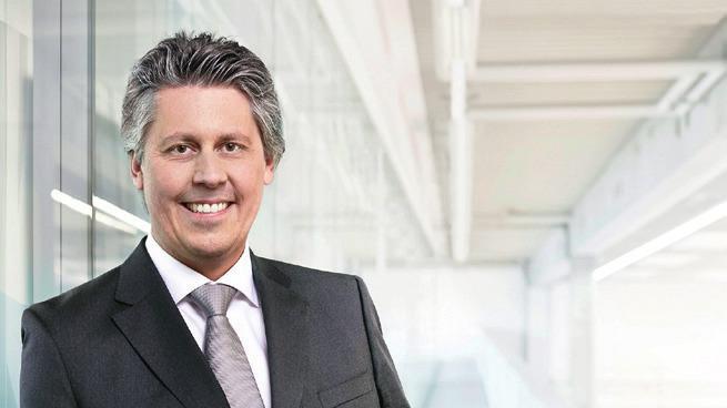 Dr Nico Reiner succeeds Richard Mayer