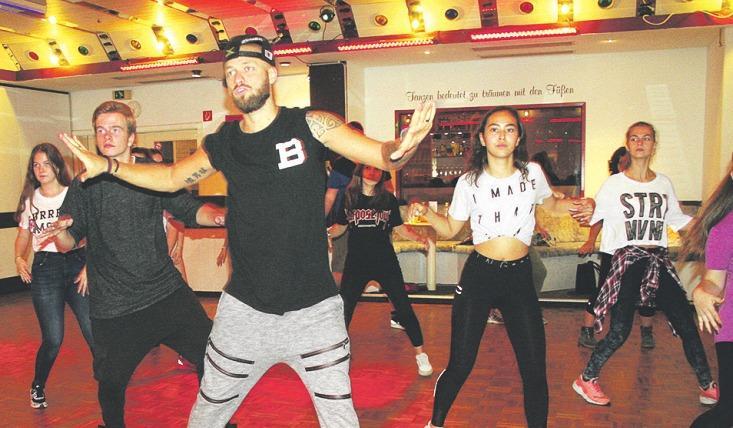 Die Tanzschule Gaspers in Bergheim bietet Kurse für Jung und Alt und alle Lebenslagen