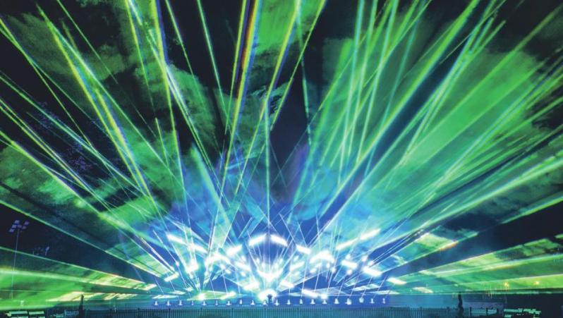 Die Klangwelle in Bad Neuenahr-Ahrweiler feiert Geburtstag
