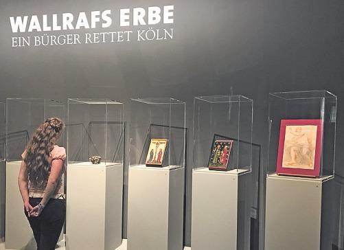 Kölns erstes Museum widmet seinem Stifter eine fulminante Ausstellung sowie ein großes Fest mit freiem Eintritt und einem Sonderprogramm