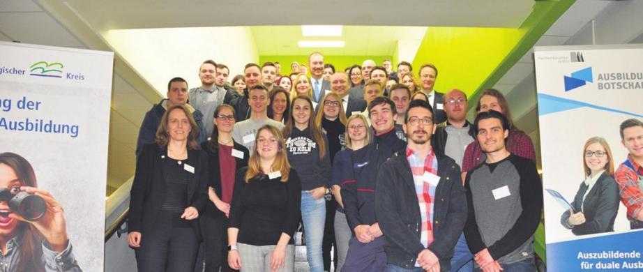 Nach der Schule ist vor dem Job – wie Jugendliche in Rhein-Berg den richtigen Beruf finden