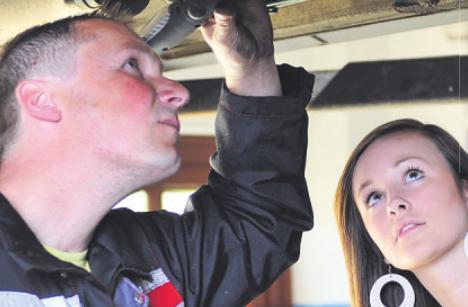 Wer sein Auto vorab auf Mängel checkt, kann sich Nachprüfungen ersparen