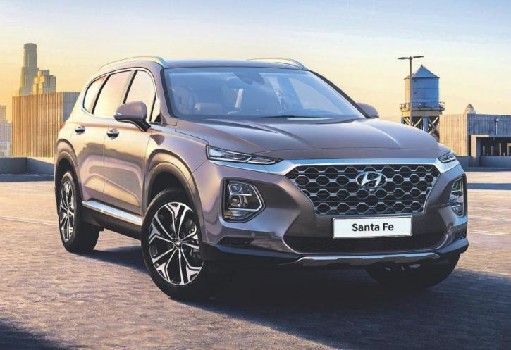 Der Hyundai Santa Fe hilft jetzt vergesslichen Eltern