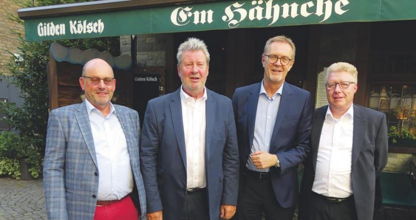 CTS- und neska-Geschäftsführer Hans-Peter Wieland geht nach 49 Jahren in den Ruhestand