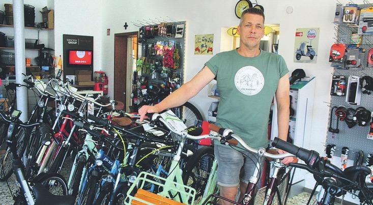Zweirad Eschweiler bietet viele Modelle