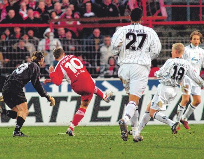 Rückblick auf den endgültigen Durchbruch des Lukas Podolski mit dem 1. FC Köln