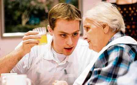 Leistungen für Pflegebedürftigeverbessern