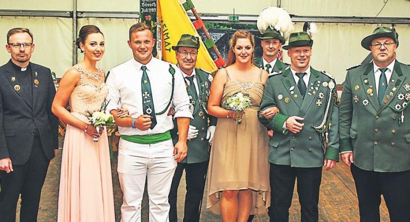 Ganz Hartegasse feiert fünf Tage lang mit einem umfangreichen Programm sein großes Volksfest