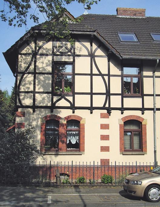 Die ehemalige Gaswerke-Siedlung zwischen Müngersdorf und Bickendorf vereint Kontraste