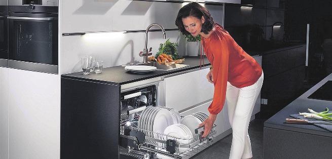 In der Küche steigert Spitzentechnologie die Lebensqualität