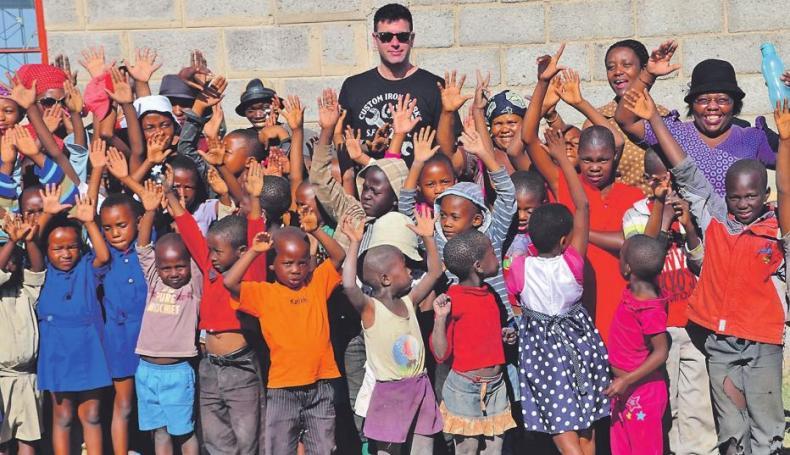 Das Ziel des Projektes: die Selbstständigkeit der Lesother im Süden Afrikas bewahren