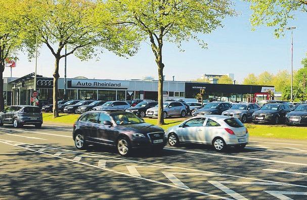 Bonner ARG Auto-Rheinand-GmbH präsentiert das luxuriöse SUV-Coupé Audi Q8