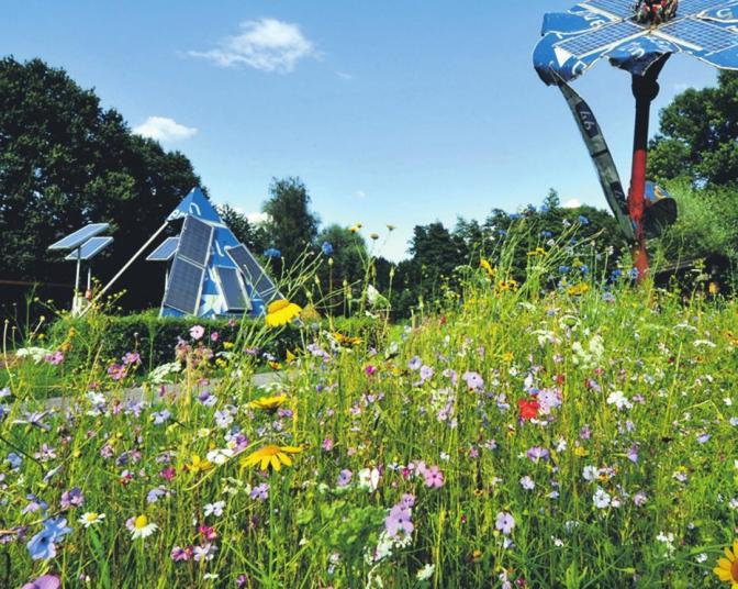 Das NaturGut Ophoven leistet wertvolle Arbeit