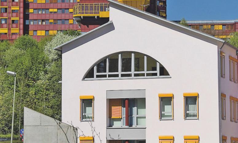 Das Klinikum Oberberg hat vier Standorte mit unterschiedlichen Behandlungsschwerpunkten