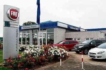 Top-Service für alle Autos und Fiat Professional