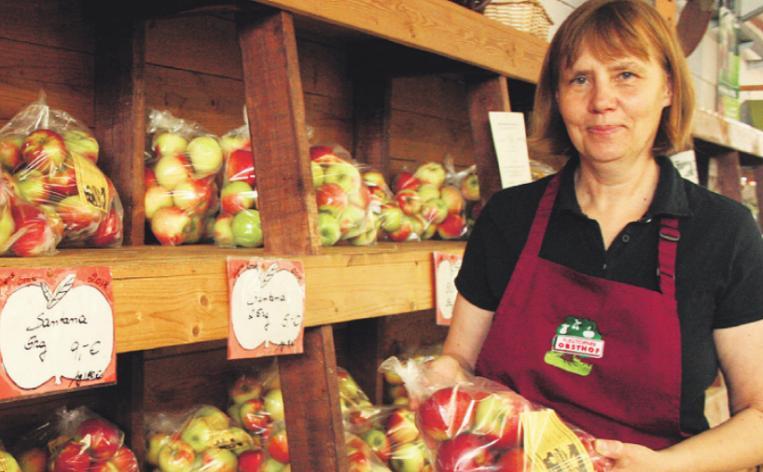 Der Obsthof Fliesteden hat eine lange Tradition – Der Anbau garantiert die Qualität
