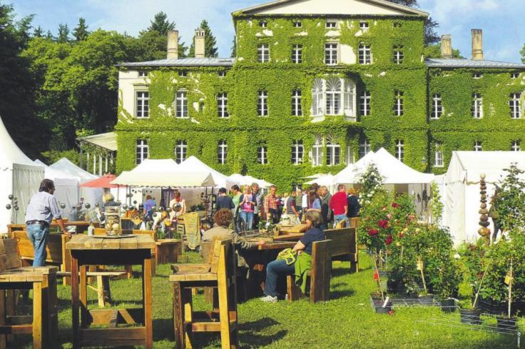 Von Freitag bis Sonntag bietet die Landpartie Engelskirchen Schönes, Praktisches und Hochwertiges für Haus und Garten