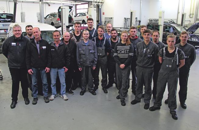Seit April führt die Bonner Auto Thomas Firmengruppe das Traditions-Autohaus Klinkenberg in Bad Honnef weiter fort.