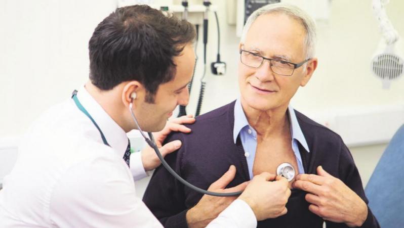 Alles, was Herz und Kreislauf betrifft, bedarf sorgfältiger Überwachung und Behandlung