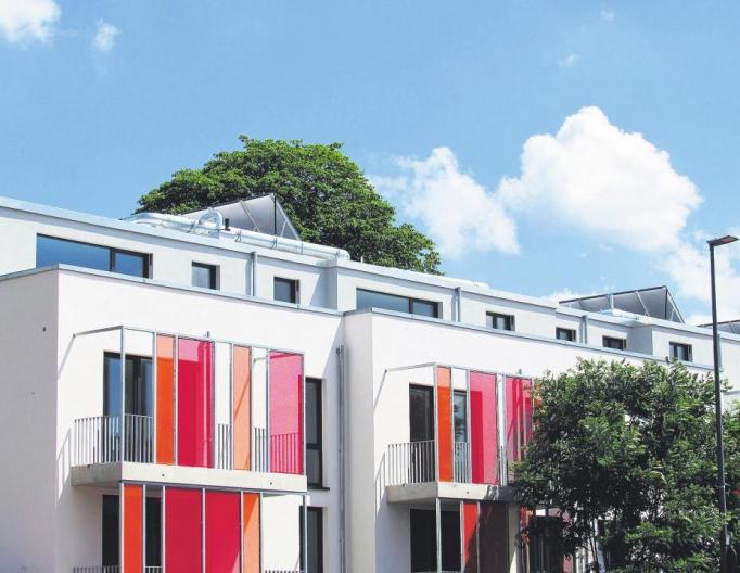 Im Quartier sind 22 barrierefreie Neubauwohnungen entstanden – Schon im kommenden Jahr könnten weitere folgen