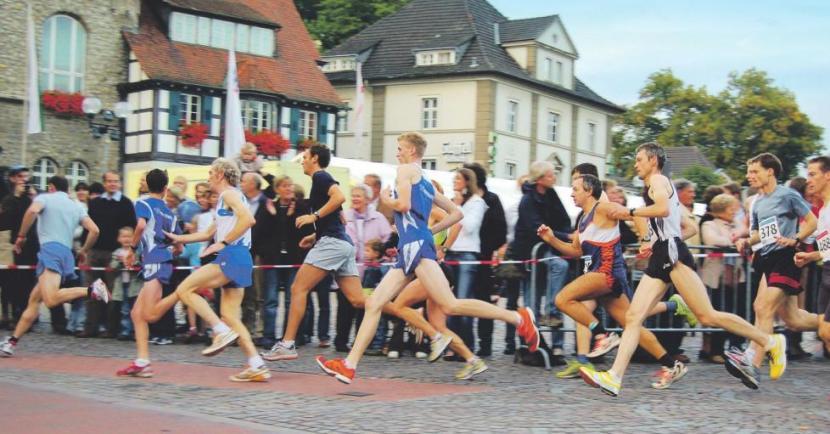 Am 7. September findet der Stadtlauf statt – ein Gladbacher Unternehmen setzt eine neue Digitaltechnik ein
