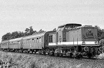 Mansfelder Bergwerksbahn: Mit dem Nostalgie-Sonderzug nach Wörlitz und Ferropolis