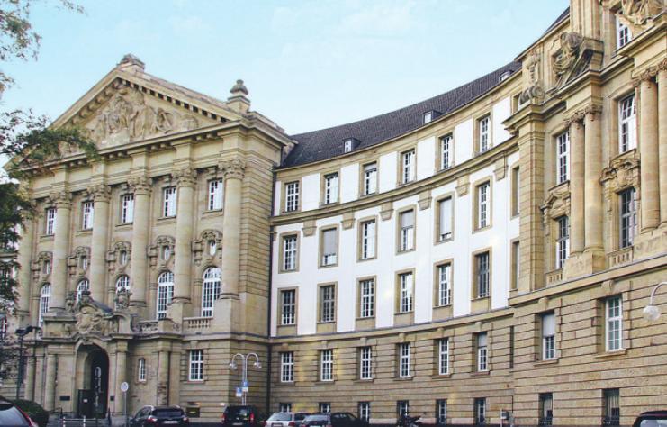 Das Oberlandesgericht und der Röhrenbunker öffnen am zweiten Septemberwochenende ihre Pforten