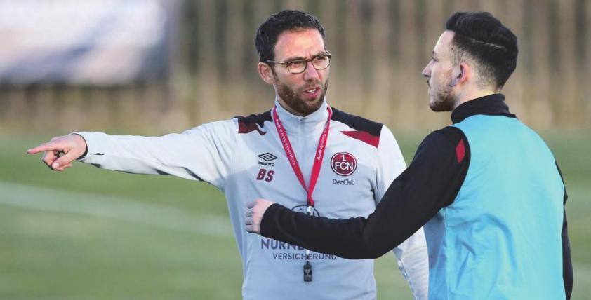 Der gebürtige Gummersbacher Boris Schommers war lange Coach in der Nachwuchsschmiede des 1. FC Köln
