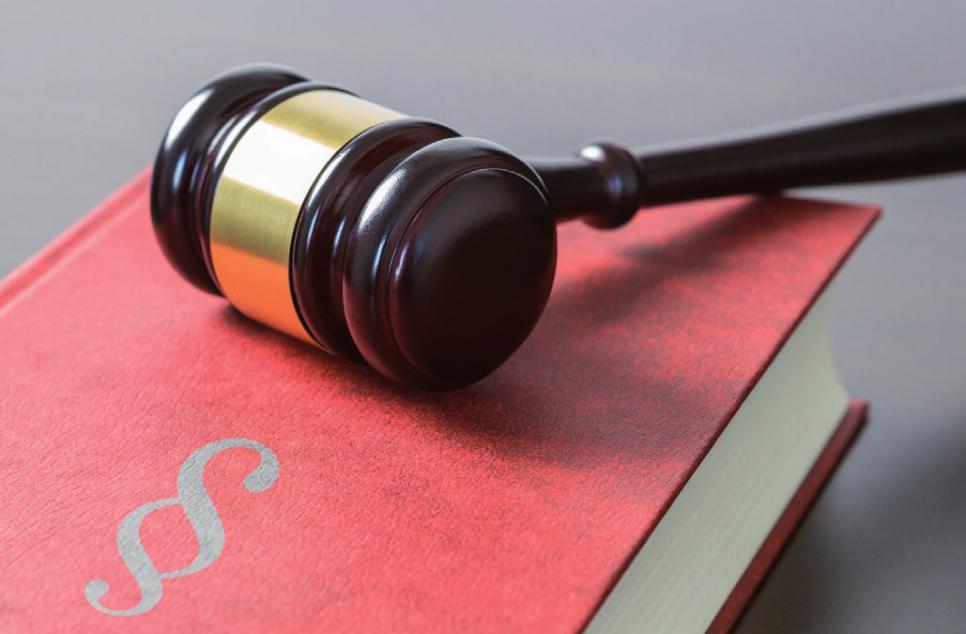 Häufiger als vermutet kommt es in Gerichten zu Freisprüchen FOTO: ©STAUKE-FOTOLIA.COM