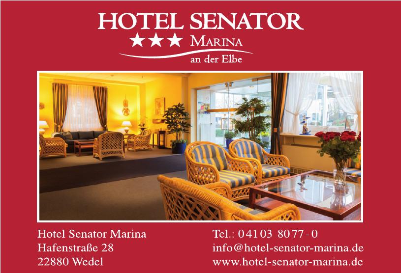 Hotel Senator Marina