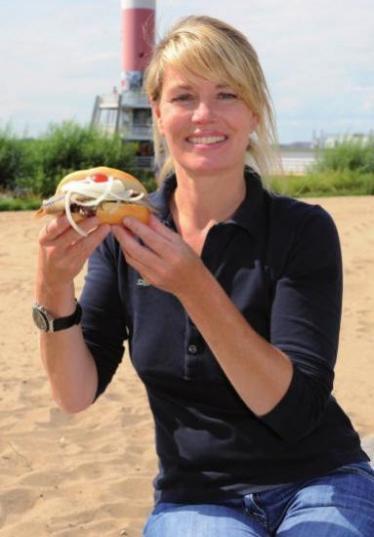 Nathalie Gideon vom Fischhuus