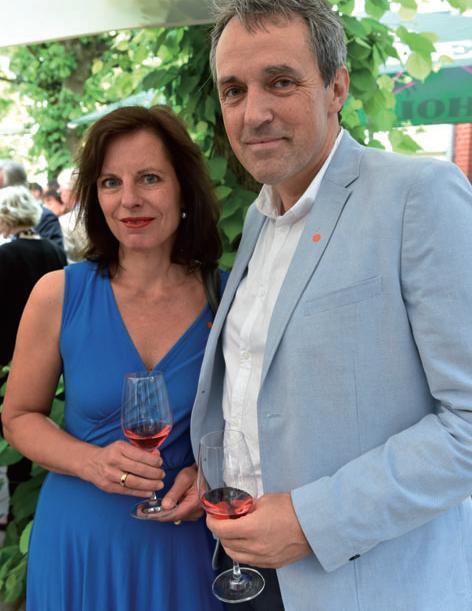 Ehepaar Christiane und Markus Harms