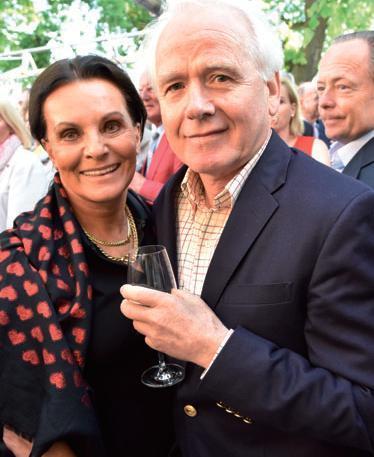 Ehepaar Achaz und Elisabeth von Buchwaldt