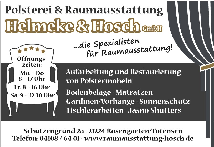 Polsterei Helmeke & Hosch GmbH