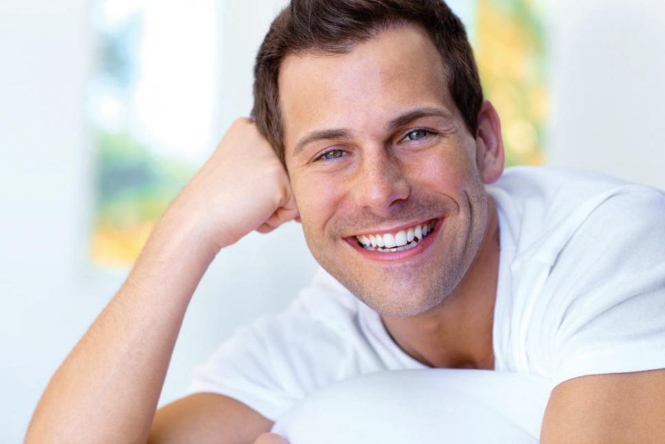Moderne Männer legen Wert auf ein frisches Aussehen FOTO: ©WWW.PEOPLEIMAGES.COM