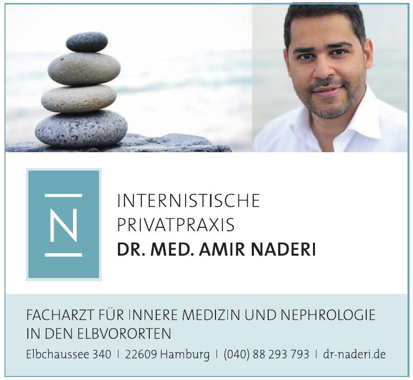 Dr. Med.Amir Naderi - Internistische Privatpraxis