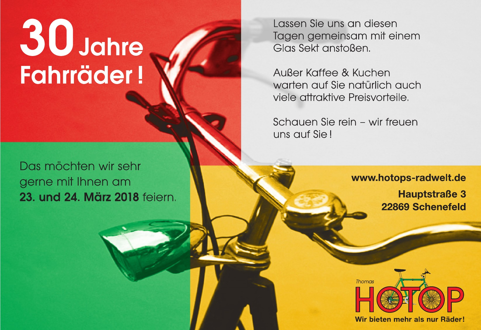 Hotop's Radwelt GmbH