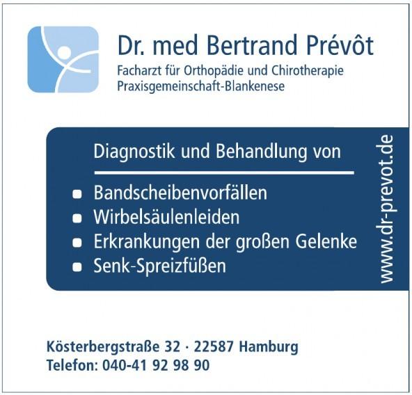 Dr. med. Bertrand Prévôt