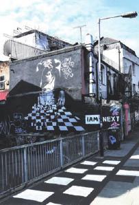 """""""London Brick Lane #3"""""""